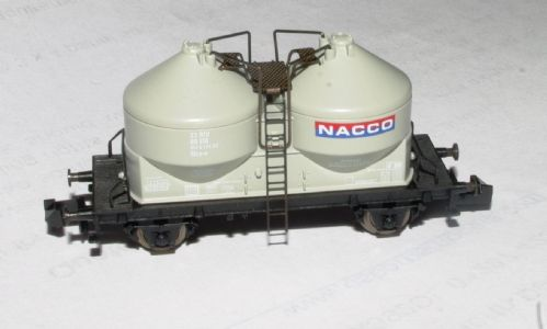 Arnold 4630 NACCO  Twin Silo Cement Wagon